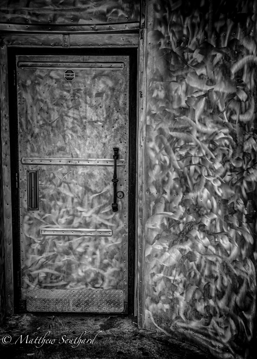 Photograph The Polished Door by Matthew Southard on 500px