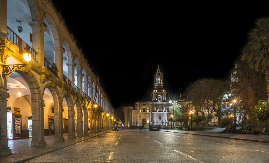 Arequipa Peru by Photo Tours Peru  on 500px.com