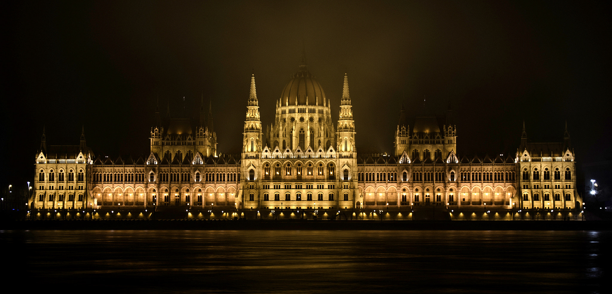 Photograph Night Budapest,parlament by Михаил Осадчий on 500px
