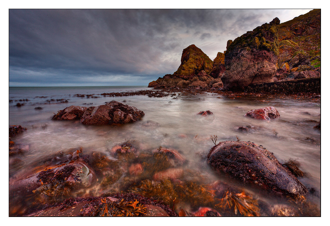 Photograph St Abbs by Camillo Berenos on 500px