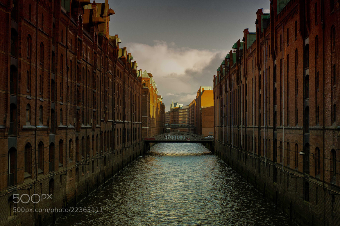 Photograph HAFEN CITY by Luca Febbraio on 500px