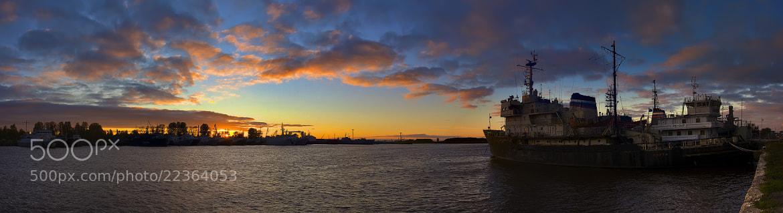 Photograph Sunset by Sergey Shaposhnikov on 500px