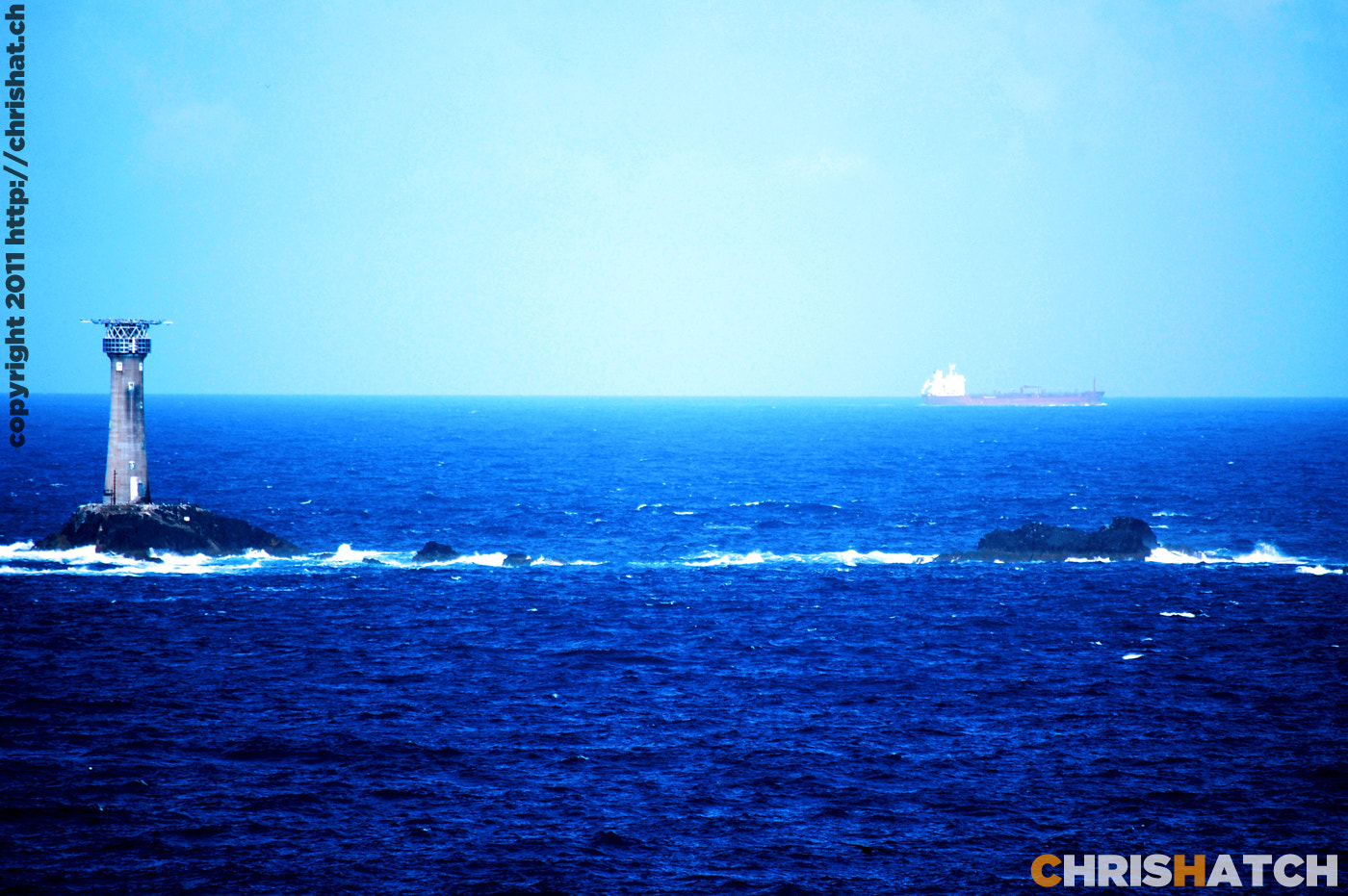 Photograph Passing by Longships by Christopher Hatch on 500px