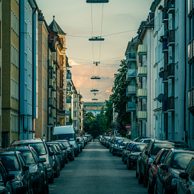 Maxvorstadt by Christoph Dohmesen (christophoton)) on 500px.com