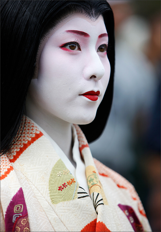 Photograph Ancient Woman in japan by Woosra Kim on 500px