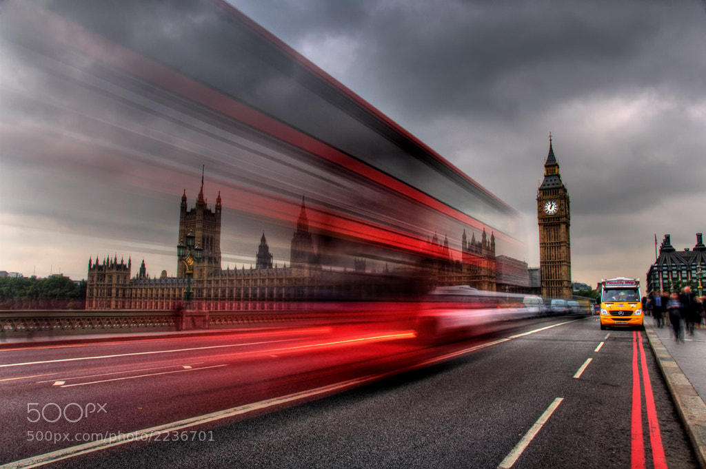 Photograph Houses of Parliament, London by David Mar Quinto on 500px