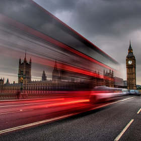 Houses of Parliament, London by David Mar Quinto (DMQ)) on 500px.com