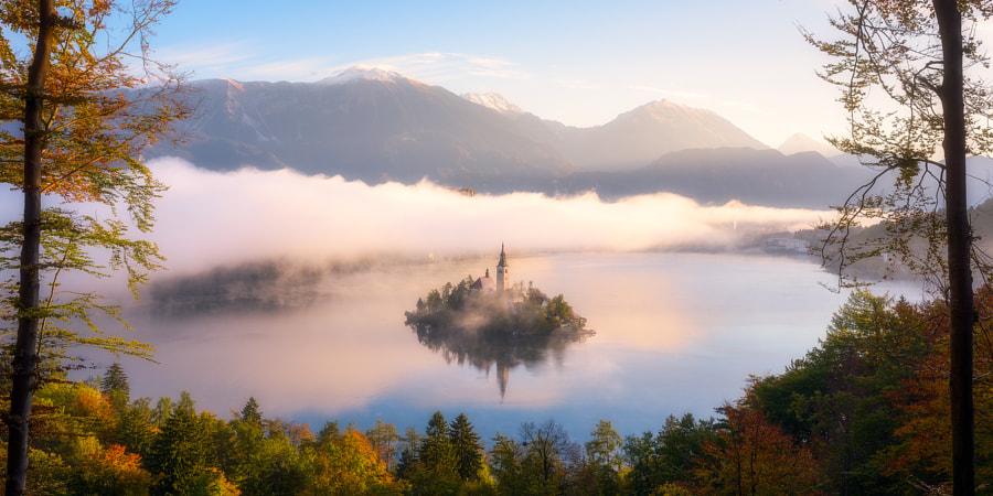 Beautiful Slovenia by Daniel F. on 500px.com