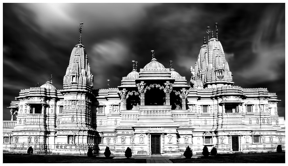 Photograph Hindu Temple  by Roland Shainidze on 500px