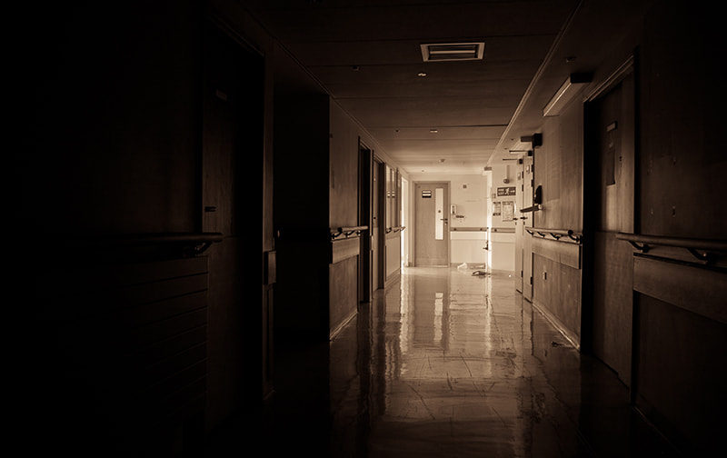 Photograph Hasler Hospital - The Ward by Robbie Khan on 500px