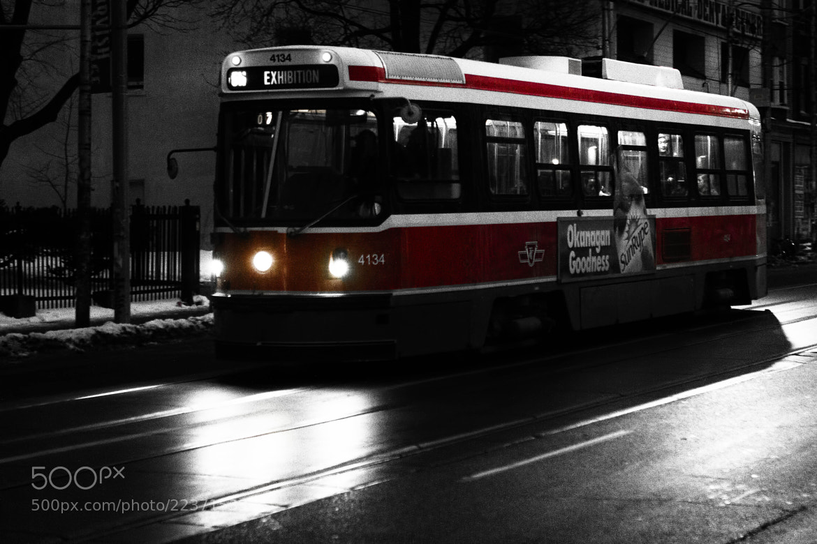 Photograph Nightcar by Ash Furrow on 500px