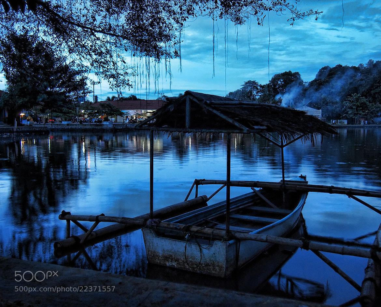 Photograph Morning Blue by yudiyuda on 500px