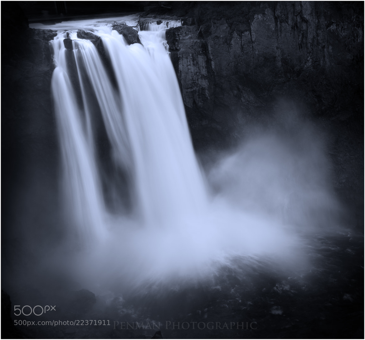 Photograph Snoqualmie Falls by Dustin Penman on 500px