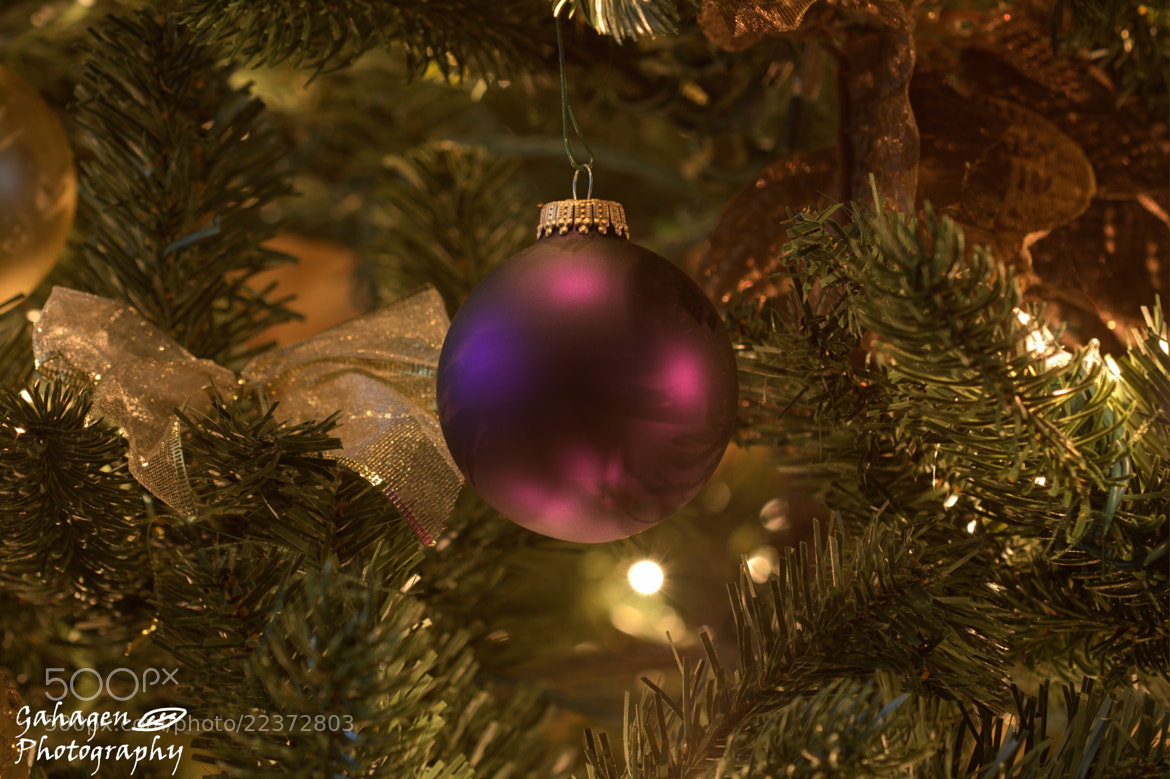 Photograph Christmas Ornament HDR by Ben Gahagen on 500px