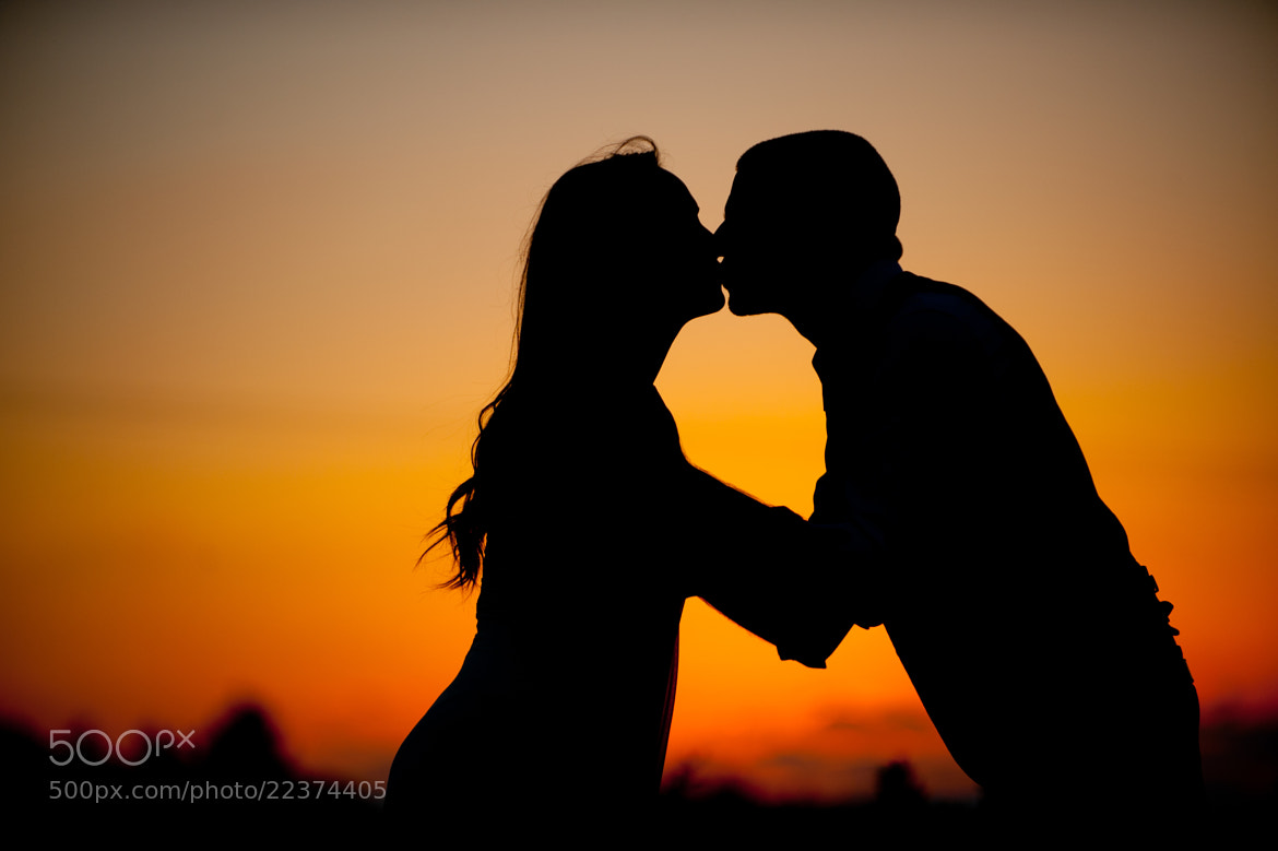 Photograph magical kiss by starliat on 500px