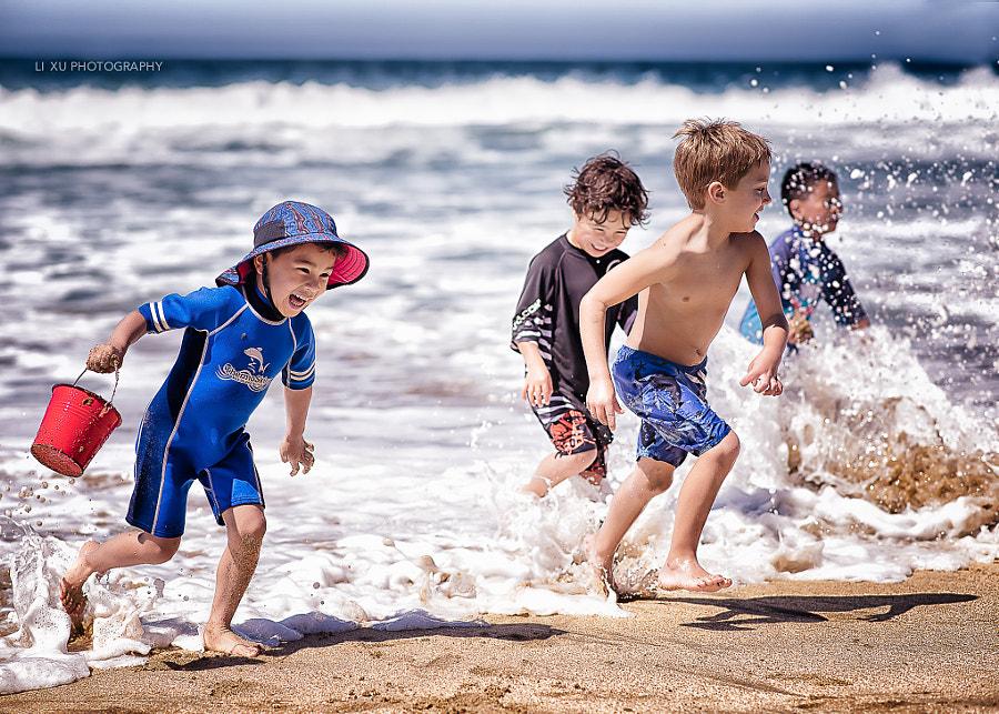 Chasing Waves by Li Xu on 500px.com