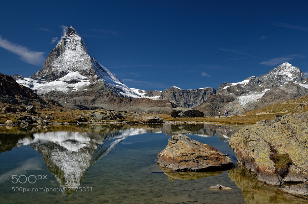 Photograph The Iconic Matterhorn by Peter Looper on 500px