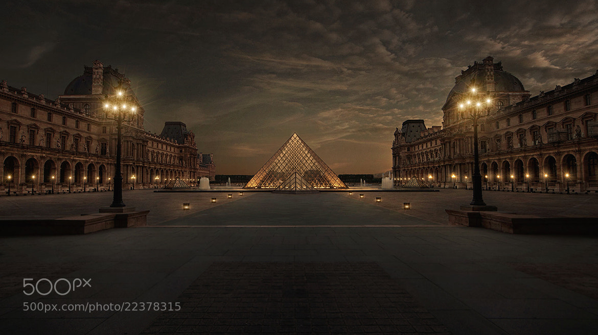 Photograph My Louvre by Glenn Meling on 500px