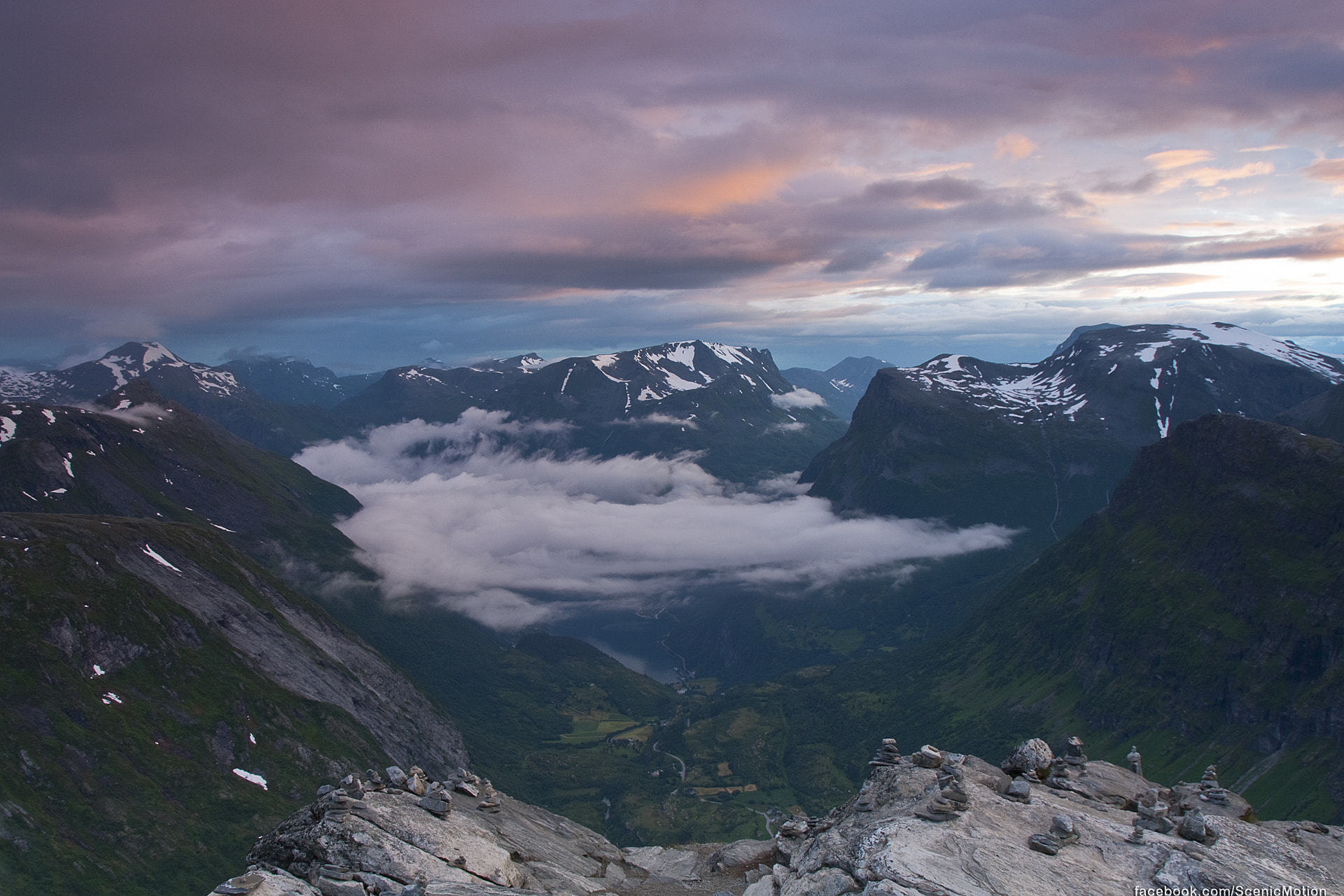 Photograph Dalsnibba in Geiranger by Morten Berg on 500px