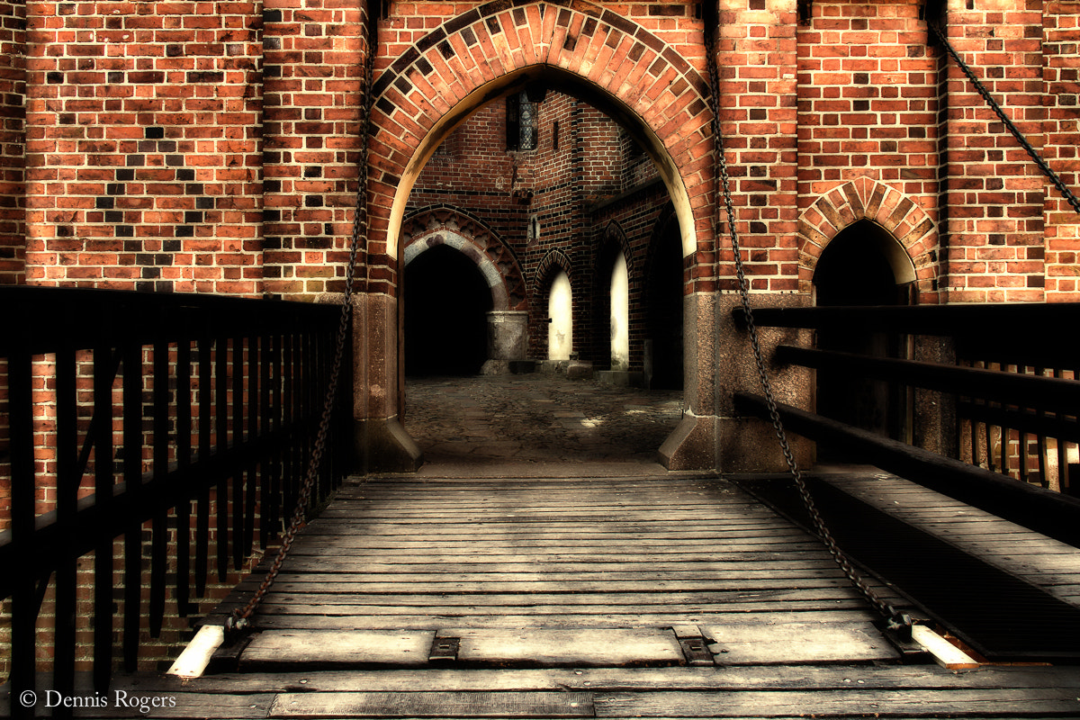 Photograph Malbork Draw Bridge by Dennis Rogers on 500px