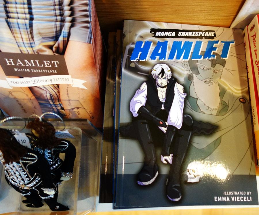 Manga Shakespeare by Sandra on 500px.com