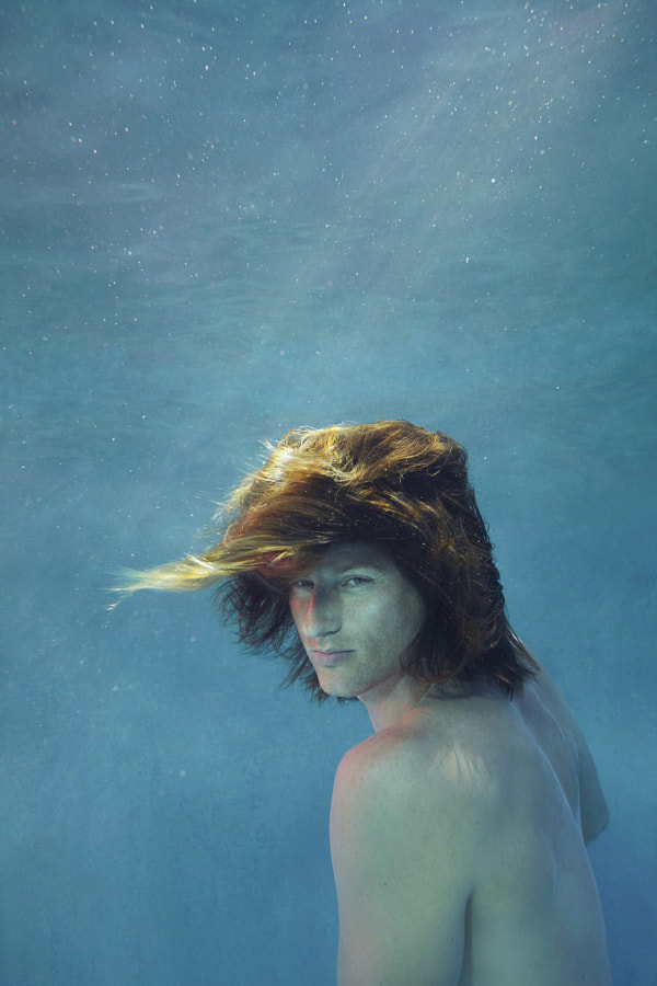 Underwater Color Shot by Rebecca Handler on 500px.com