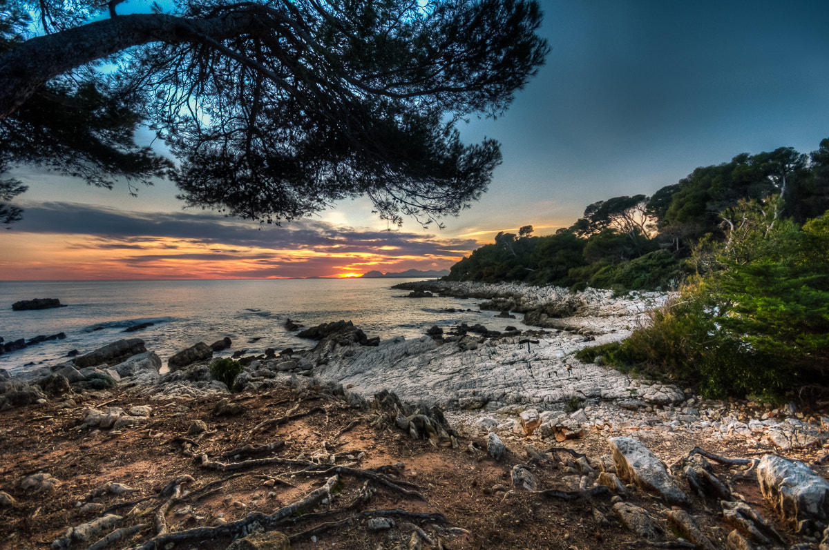 Photograph Winter sunset by Vincenzo Consales on 500px