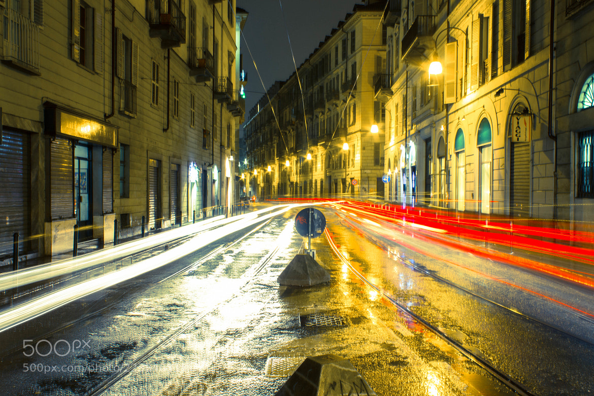 Photograph Light and rain by Lorenzo Camisassi on 500px