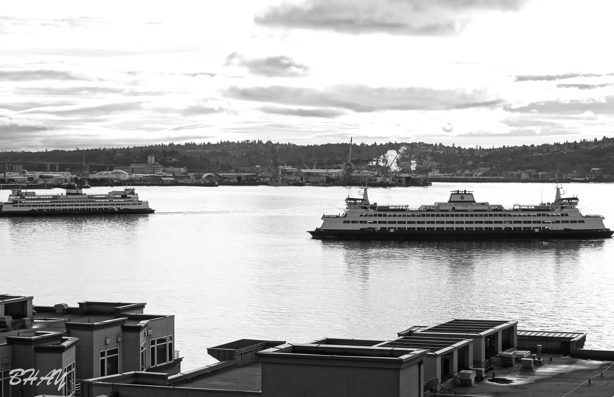 Photograph Ferries by Brendan Hay on 500px