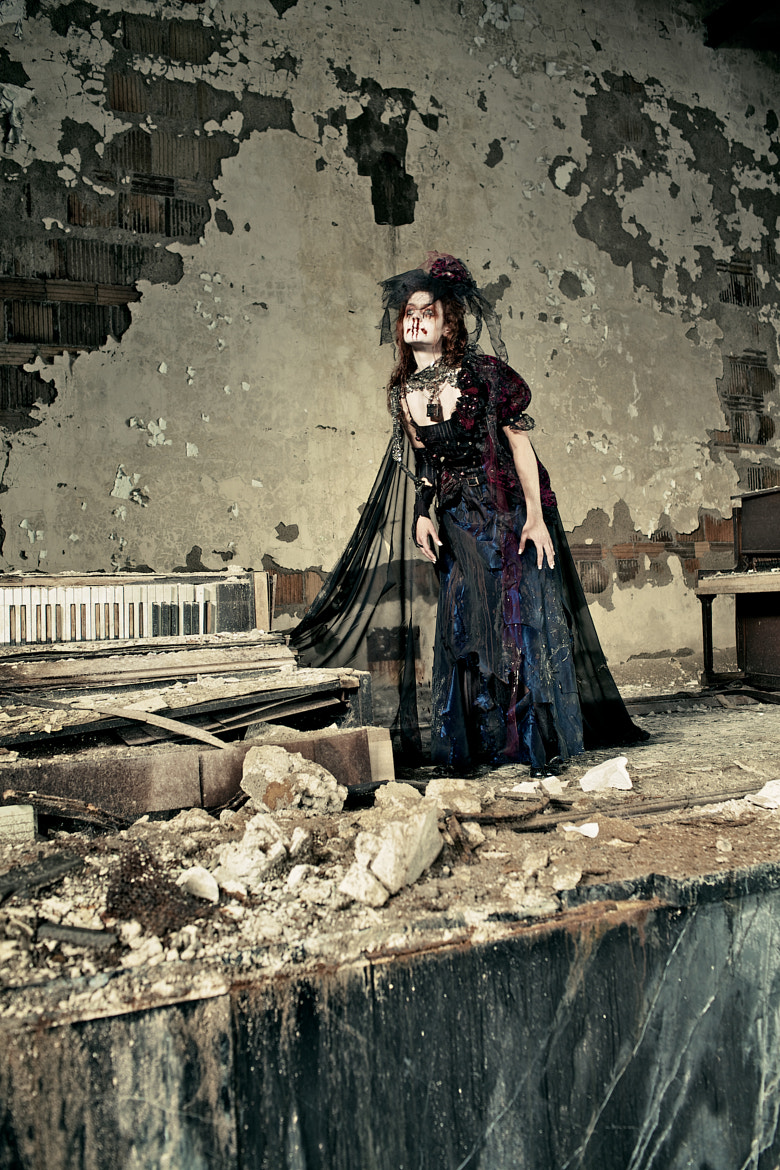 Photograph Zombie Opera Outtake 1 by Arvin Clay on 500px