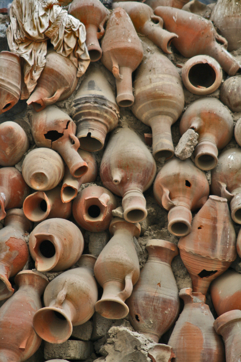 Photograph pottery abstract by Orjwan Isk on 500px