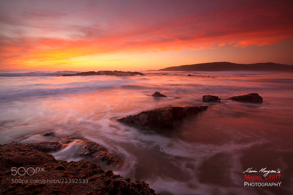 Photograph One Mile Beach Sunrise by Kevin Morgan on 500px