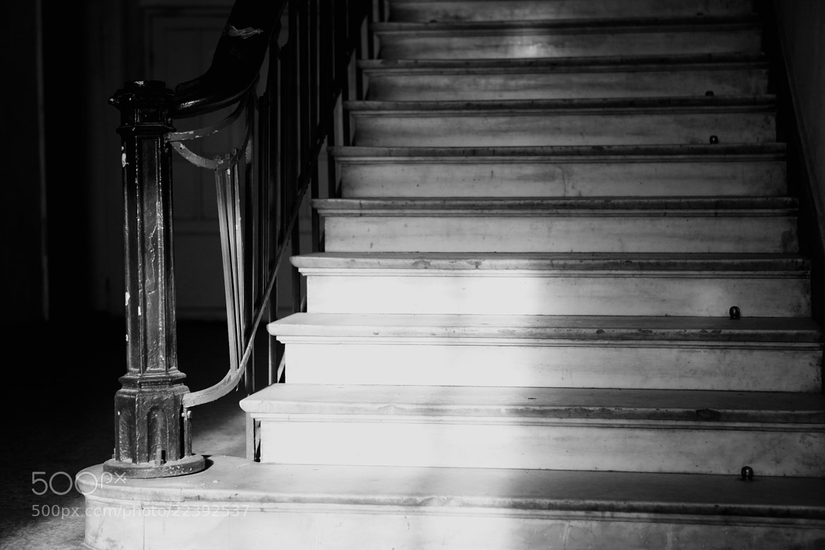 Photograph Retro stairs by David Babayan on 500px