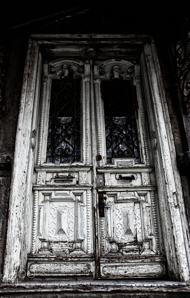 Photograph Door with a big history by David Babayan on 500px