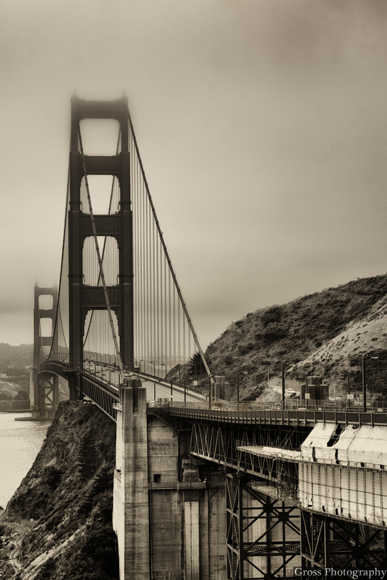 Photograph Golden Gate Bridge by Rudy Rudolph on 500px