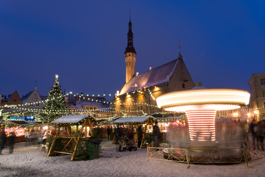 Tallinn, Estonia - New Year