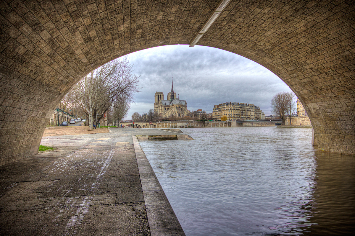 Photograph Under the bridge by Nick Pandev on 500px