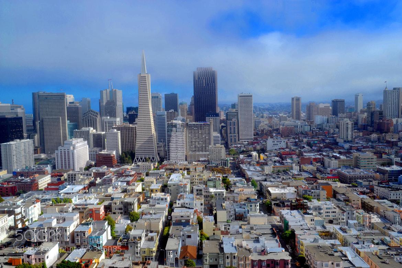 Photograph San Francisco Skyline by Michael FRANCHITTI on 500px