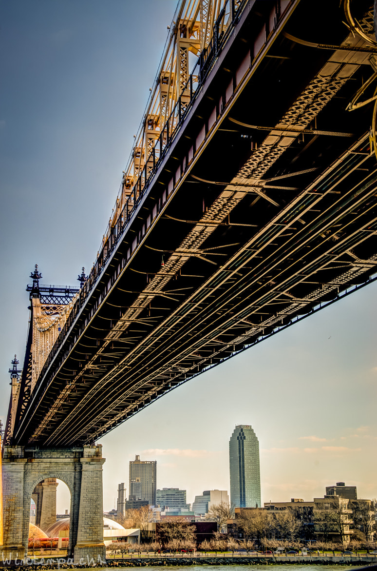 Photograph Queensboro Bridge by Raf Winterpacht on 500px