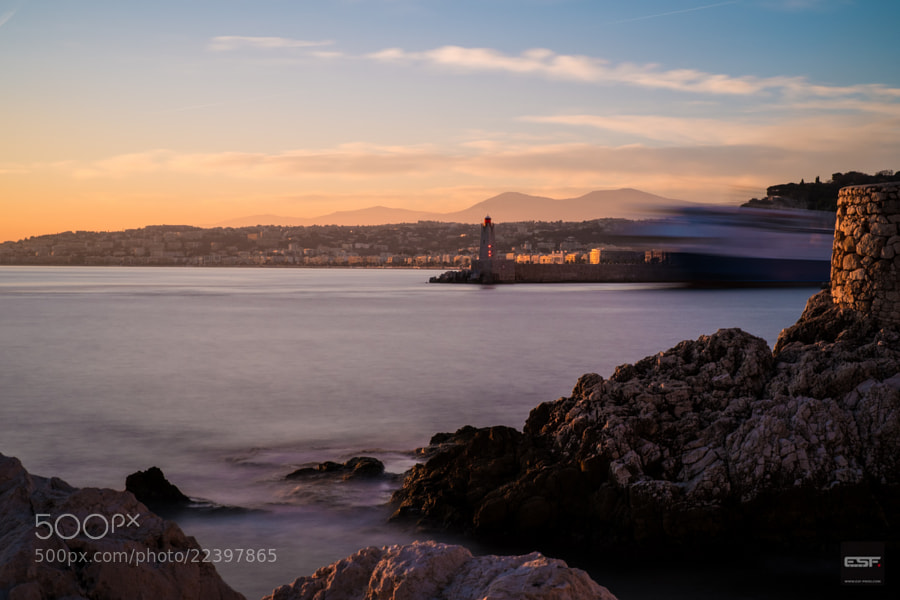 Photograph Winter on french riviera - 4 by Eric Soulier on 500px