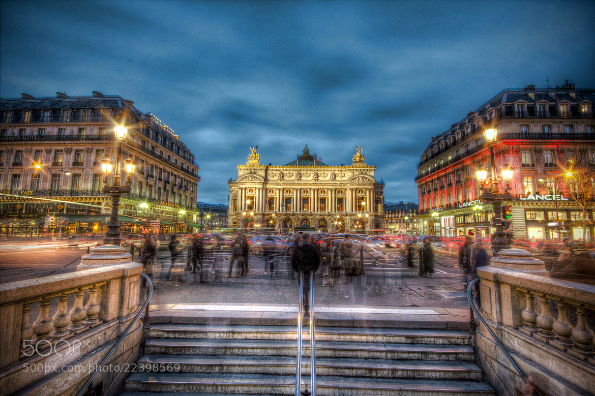 Photograph Opera Garnier by Nick Pandev on 500px