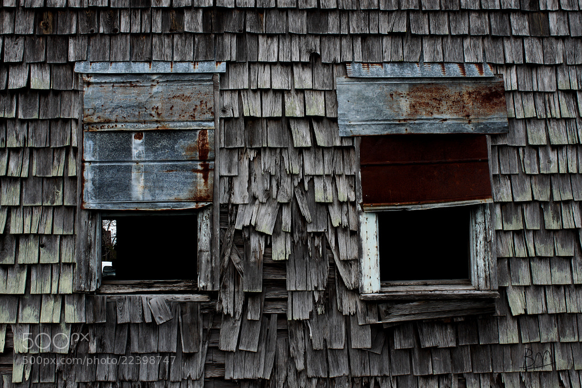 Photograph Windows by Ben McLendon on 500px