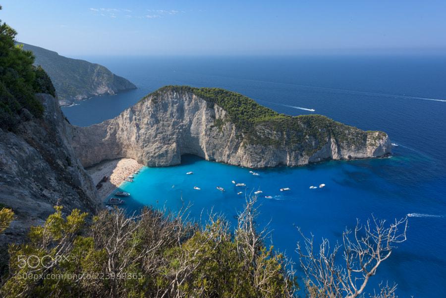 Navagio Bay Zakinthos