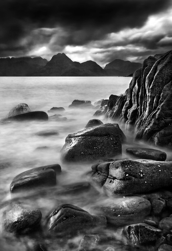 Photograph The Dark Cuillins by Stephen Emerson on 500px