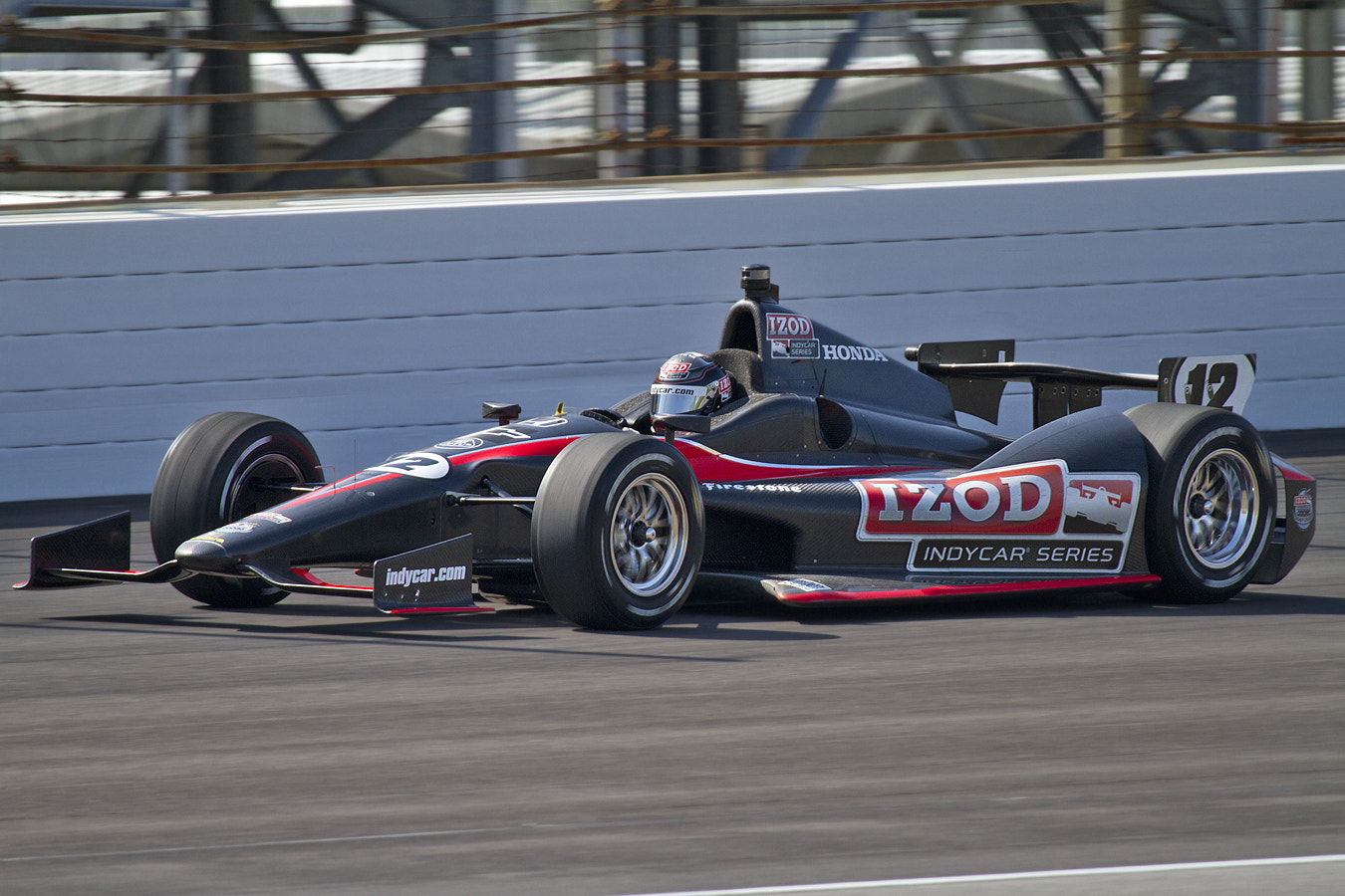 Photograph 2012 Indy Car Test by Steve Kinnett on 500px