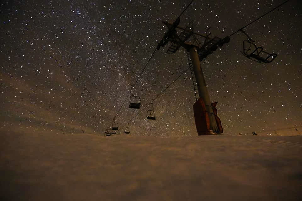 Photograph Lift to milkyway by Carl Fredrik Melle on 500px
