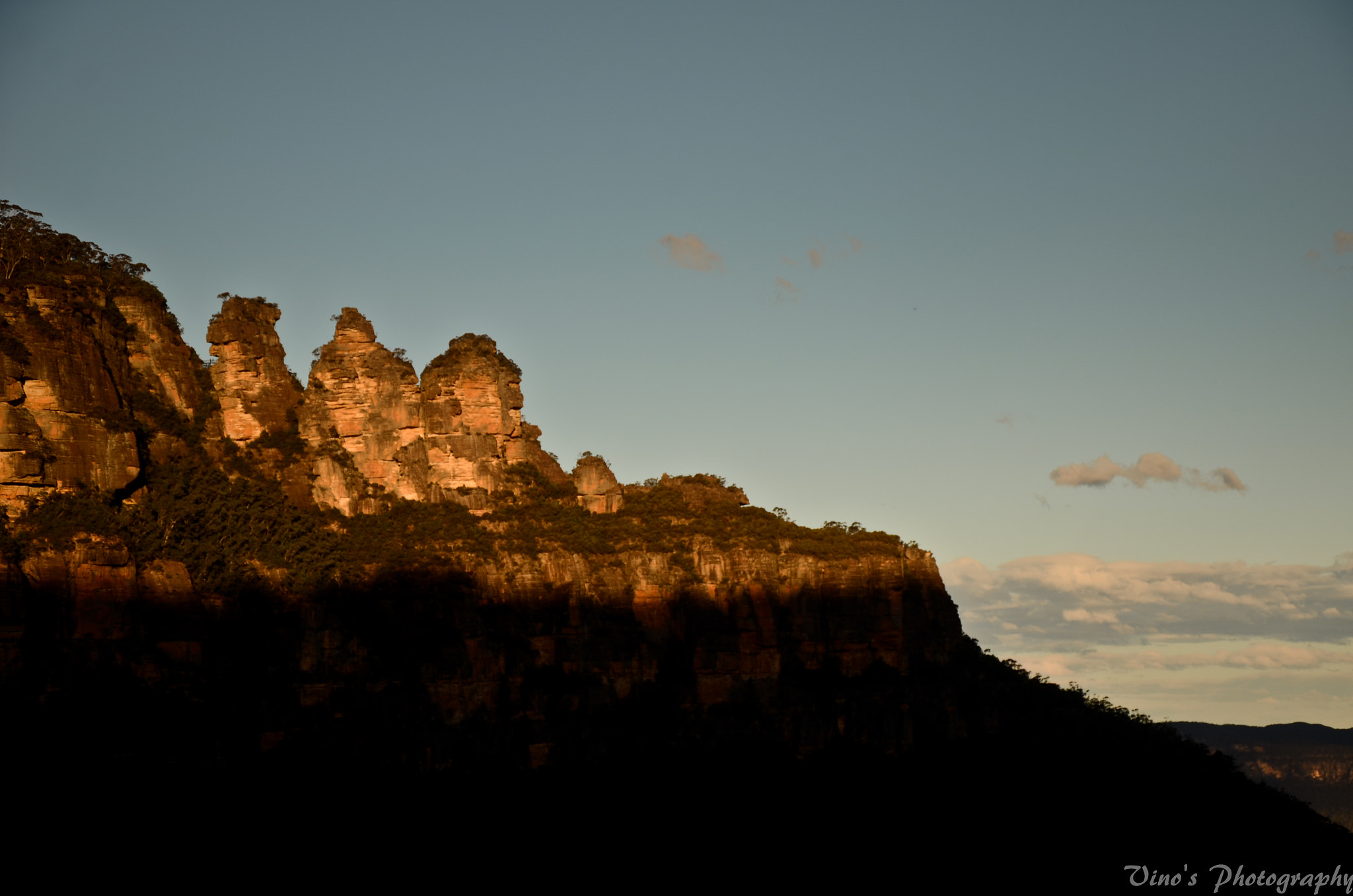 Photograph Three Sisters, Blue Mountains by Vinoth Kumar on 500px