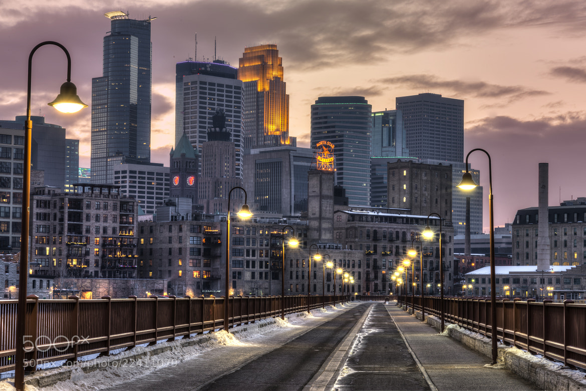 Photograph Minneapolis Evening by Max Foster on 500px