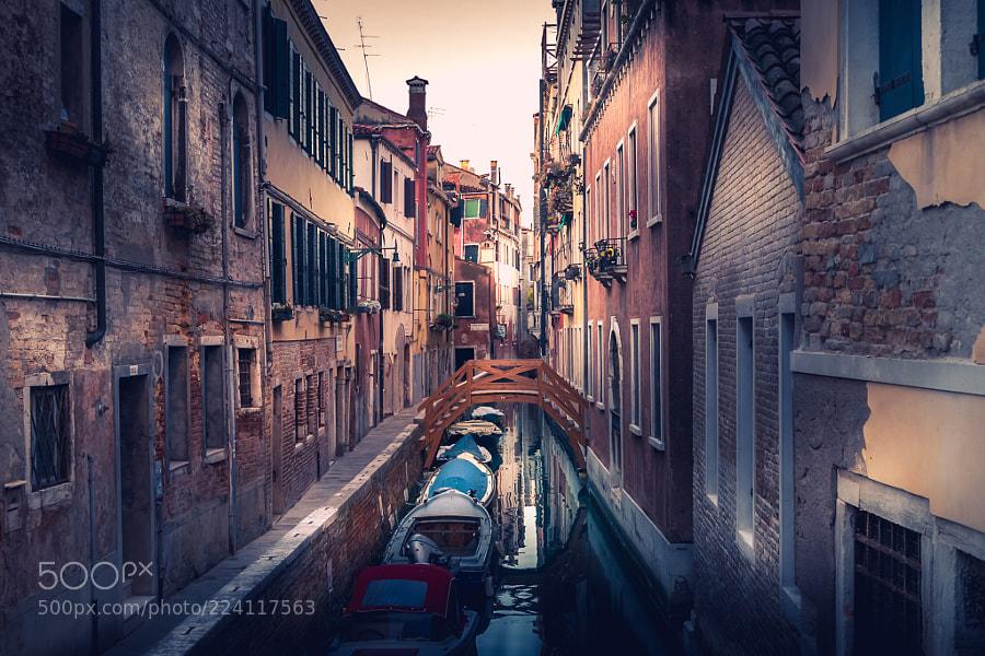Venice#15 - Canals