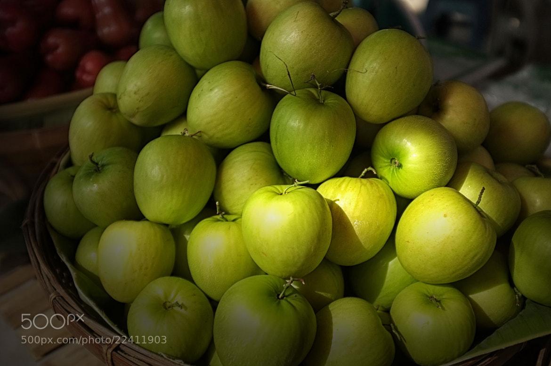 Photograph Jujube fruit by Matthew Richards on 500px
